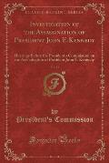 Investigation of the Assassination of President John F. Kennedy, Vol. 11: Hearings Before the President's Commission on the Assassination of President