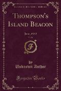 Thompson's Island Beacon, Vol. 16: June, 1912 (Classic Reprint)