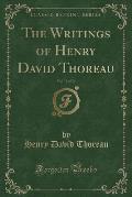 The Writings of Henry David Thoreau, Vol. 12 of 20 (Classic Reprint)