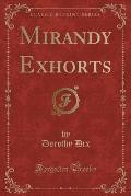 Mirandy Exhorts (Classic Reprint)
