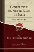 Uvres Du R. P. Henri-Dominique Lacordaire, Vol. 4: de L'Ordes Des Freres Precheurs (Classic Reprint)