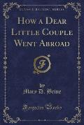 How a Dear Little Couple Went Abroad (Classic Reprint)