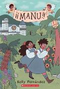 Manu A Graphic Novel