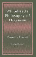 Whitehead's Philosophy of Organism