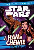 Star Wars Choose Your Destiny Book 1 A Han & Chewie Adventure