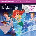 Disney Princess Magical Tales Read Along Storybook & CD Collection