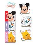 Disney Baby Love, Hugs, Hearts