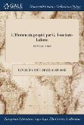 L'Homme Du Peuple: Par G. Touchard-Lafosse; Tome Second
