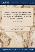La Tour de Bramafan: Ou, Le Cri de la Faim, Et Deuterie, Lampagie Et Monouz, Charles III, Regine de Roche-Brune, Childeric Et Neliska: Chro