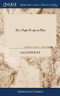 Alex. Popes Essay on Man