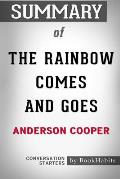 Summary of The Rainbow Comes and Goes by Anderson Cooper: Conversation Starters