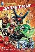 Justice League Volume 1 Origin The New 52