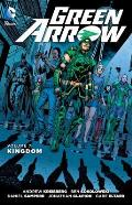 Green Arrow Volume 7 The New 52