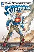 Superman Volume 1 Before Truth