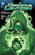 Green Lantern Volume 7 Renegade