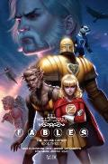 Fables The Deluxe Edition Book 12