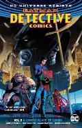 Batman Detective Comics Volume 5 Rebirth