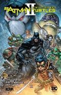 Batman Teenage Mutant Ninja Turtles II