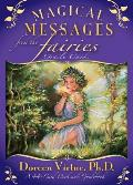 Magical Messages from the Fairies Oracle Cards A 44 Card Deck & Guidebook