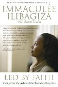 Led by Faith Rising from the Ashes of the Rwandan Genocide