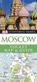 Eywitness Travel Moscow Pocket Map & Guide