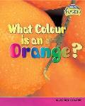 What Colour Is an Orange?