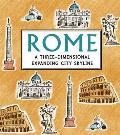 Rome: a Three-dimensional Expanding City Skyline
