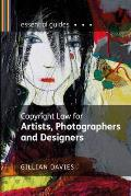 Copyright Law for Artists, Photographers and Designers