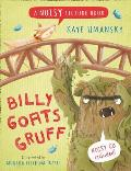 Billy Goats Gruff: A Noisy Picture Book [With CD (Audio)]