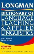 Longman Dictionary Of Language Teaching & Applied Linguistics