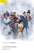 Christmas Carol, a (W/Audio), Level 2, Pearson English Readers