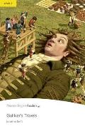Gulliver's Travels (W/Audio), Level 2, Pearson English Readers