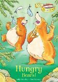 Hungry Bears!