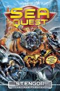 Sea Quest Stengor the Crab Monster Special 1