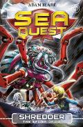 Sea Quest: Shredder the Spider Droid: Book 5