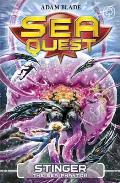 Sea Quest: Stinger the Sea Phantom: Book 6