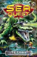 Sea Quest: Tetrax the Swamp Crocodile: Book 9