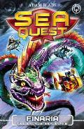 Sea Quest: Finaria the Savage Sea Snake: Book 11