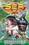 Sea Quest: Rekkar the Screeching Orca: Book 13