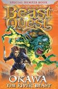 Beast Quest: Special 13: Okawa the River Beast