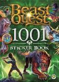 Beast Quest: 1001 Sticker Book