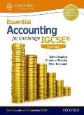 CIE IGCSE Essential Series||||Essential Accounting for Cambridge IGCSERG Workbook
