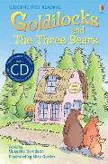 Goldilocks and the Three Bears. Book + Cd