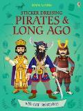 Sticker Dressing Pirates & Long Ago