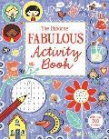 Usborne Fabulous Activity Book