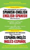 University Of Chicago Spanish Dictionary 5th Edition