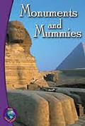 Rigby Infoquest: Leveled Reader Bookroom Package Nonfiction (Levels W-Y) Monuments and Mummies