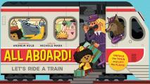 All Aboard Lets Ride a Train