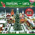 Traveling with Santa Pop-Up Advent Calendar