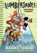 Lumberjanes Unicorn Power: Lumberjanes #1